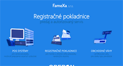 Preview of famexa.sk